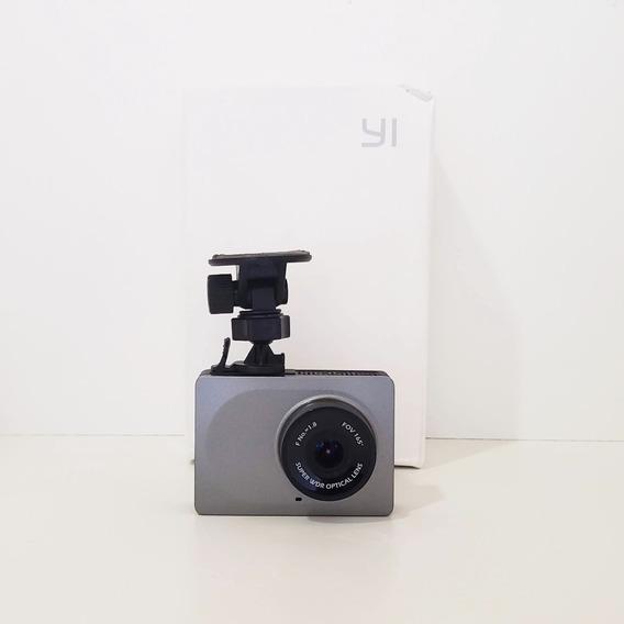 Xiaomi Yi Dash Cam 1080p Full Hd + Cartão De Memória 64gb