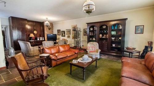 Casa Com 4 Dormitórios À Venda, 400 M² Por R$ 1.900.000,00 - Pompeia - São Paulo/sp - Ca0409