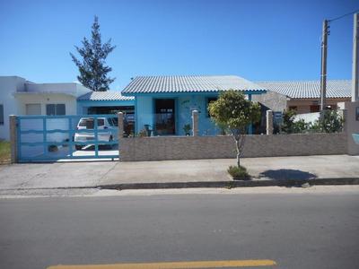 Casa Residencial À Venda, Santa Terezinha, Imbé. - Codigo: Ca0609 - Ca0609