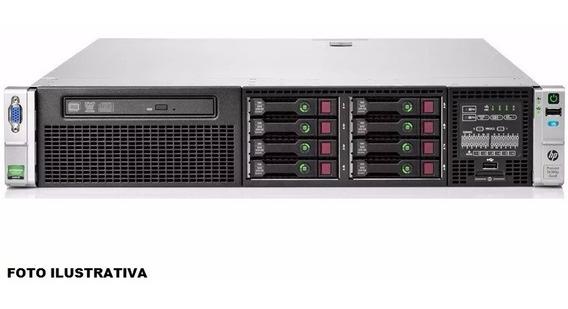 Servidor Hp Dl380 G8 Xeon Octa Core E5-2665 32gb 2tb