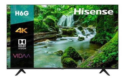 "Imagen 1 de 3 de Smart TV Hisense 50H6G LED 4K 50"" 120V"