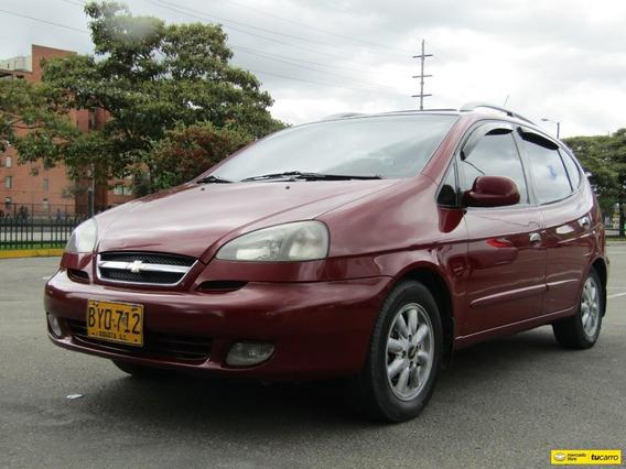 Chevrolet Vivant At 2.0
