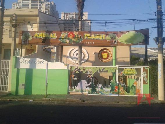 Imóvel Comercial Com Renda À Venda, 560 M² Por R$ 2.240.000 - Jardim Nova Petrópolis - São Bernardo Do Campo/sp - So0837