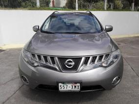 Nissan Murano 2010 5p Le Awd Aut A/a Q/c Piel 4x4 Cvt