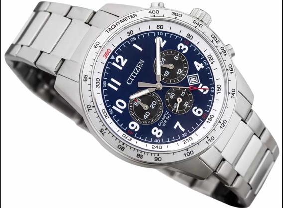 Relógio Masculino Citizen Chrono An8160-52l / Tz30964f