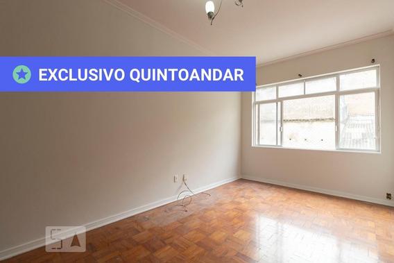 Apartamento No 1º Andar Com 2 Dormitórios - Id: 892980713 - 280713