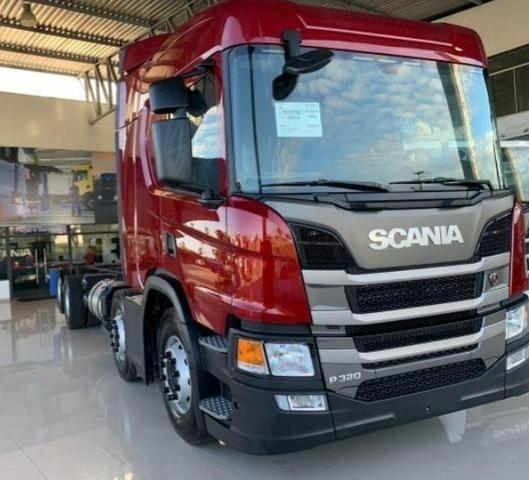 Scania P320 8x2
