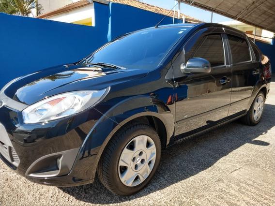 Ford Fiesta 1.6 2014 C/ Kit Gás 5ª Geração
