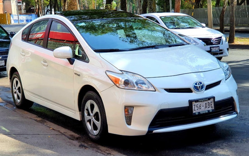 Toyota Pruis 2015 Premium Qp Factura De Agencia Impecable!!