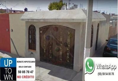 Casa En Remate Hipotecario San Luis De La Paz/gto. (ac-7548)