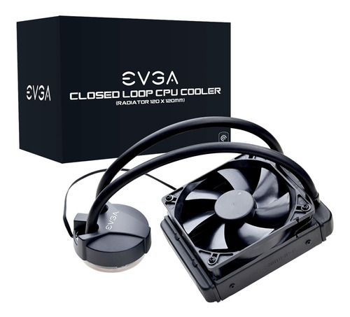 Disipador Evga Clc120 Liquid Cl11 Refrigeración Liquida Nnet