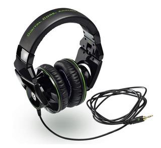 Auriculares Dj Adv G501 Hercules Profesionales Audio