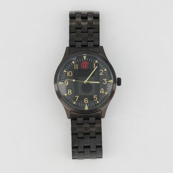 Relógio Technos Flamengo All Black