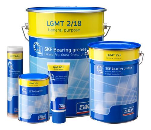 Grasa Rulemanes Multipropósito Skf Lgmt2 Litio 8kg