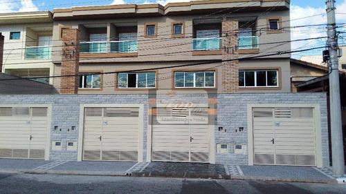 Sobrado Residencial À Venda, Parque São Domingos, São Paulo. - So0445