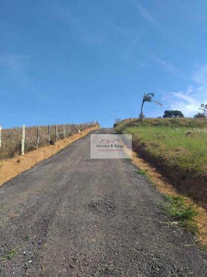 Terreno À Venda, 2750 M² Por R$ 100.000,00 - Monte Negro - Santa Isabel/sp - Te0005