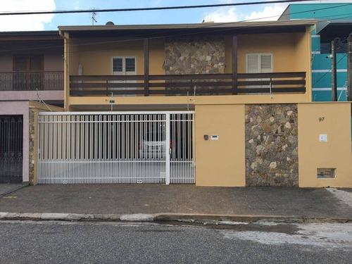 Casa À Venda, 300 M² Por R$ 650.000,00 - Parque Três Meninos - Sorocaba/sp - Ca8352