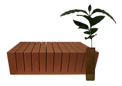 Imagen 1 de 9 de Caja De Espuma Agrícola Ultrafoam 4x4x14 (432 Cubos) (d)