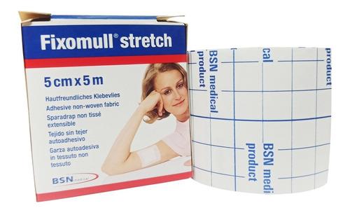 Esparadrapo Cinta Quirurgica Fixomull Stretch 5 Cm X 5 M