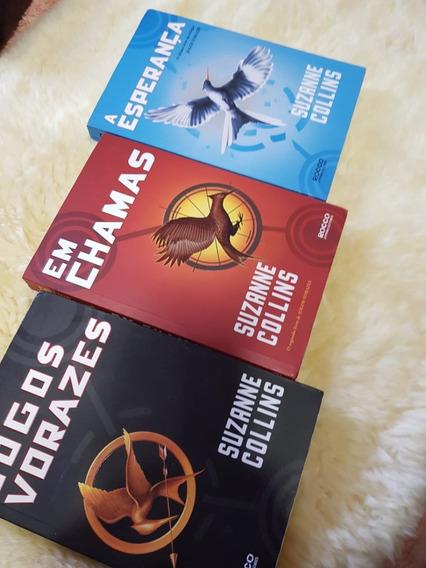Box Jogos Vorazes - A Trilogia (3 Livros)