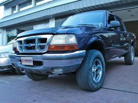 Ford Ranger 2.5 Xlt I Dc 4x4 1998
