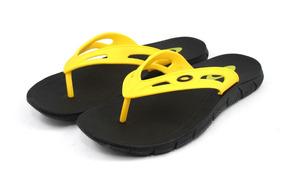 Chinelo Oakley Operative 2.0 Surf Várias Cores Amarelo