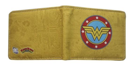 Billetera Cartera Wonder Woman Joker Nintendo Zelda Mario