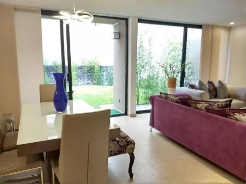 Preciosa Casa En Zibatá, Alberca, 3 Recamaras, Jardín, Equipada, T.178 M2, Lujo