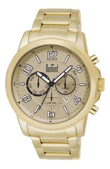 Relógio Dumont Masculino Dujp25aa/4d