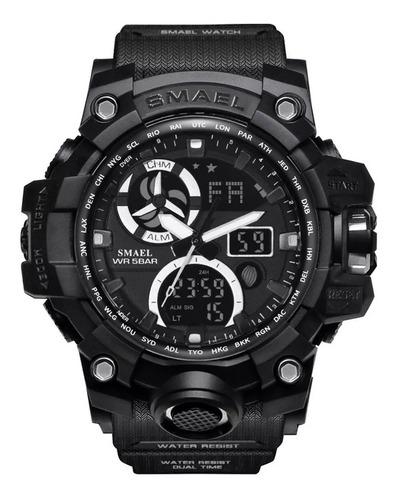 Relógio Masculino Smael 1545c Esportivo Digital