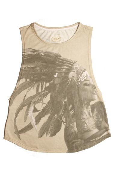 Pills Clothing Company - Coleção Feminina - Tribal