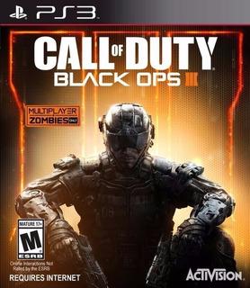 Call Of Duty Blackops 3 Ps3 Nuevo
