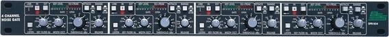 Bss 504 Dpr Compressor De Audio 4 Canais By Harman / Wx