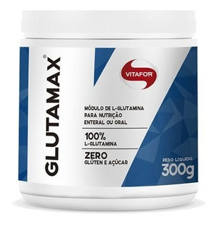 Glutamax Glutamina - 300g - Vitafor