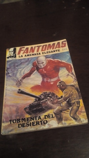Fantomas No.10 Comic Tamaño Aguila Editorial Vid