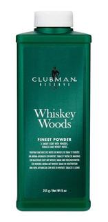 Talco Clubman Pinaud Whiskey Woods 255 Gr