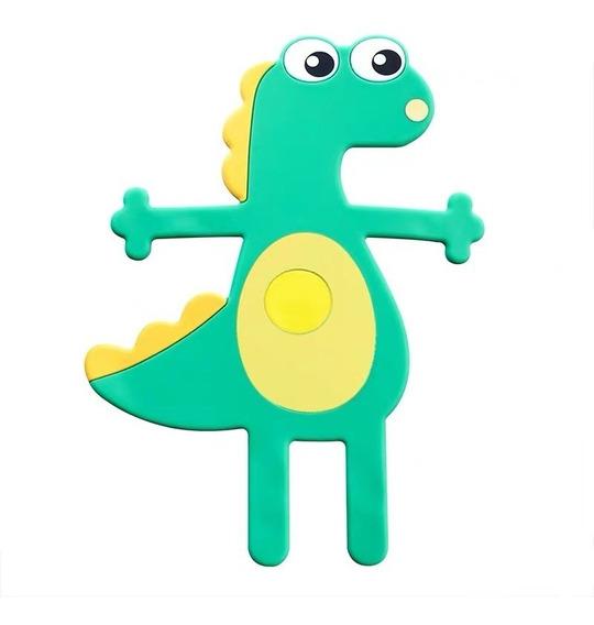 Porta Celular Auto Diseño Dinosaurio Cartoon Cute Decoracion