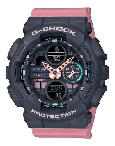 Imagen 1 de 6 de Reloj Casio G-shock Women S-series Gma-s140-4a