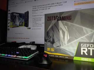 Zotac Gaming Geforce Rtx 2080ti 11gb