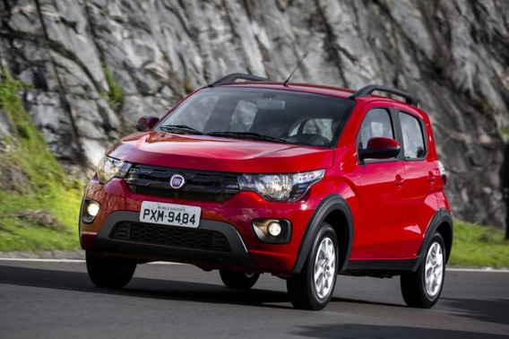 $66.000 Y Cuotas - Fiat Mobi 0km 2019 - Tomo Usado - L