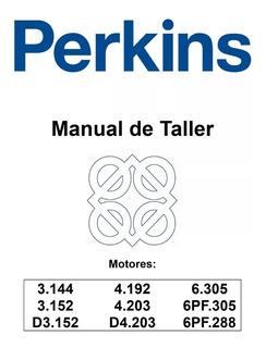 Manual De Taller Motor Perkins 4 3.3l (cod:4.203) F100 Dodg