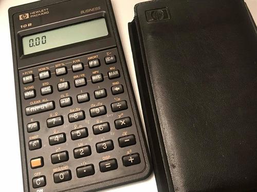 Antigua Calculadora Hp Financiera Mid 1980 10b Coleccion