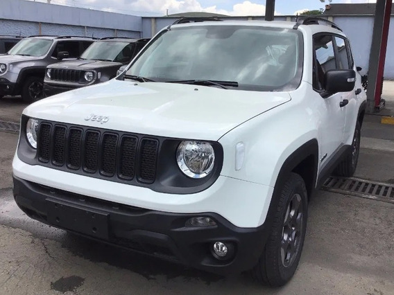 Jeep Renegade Sport X Mt 2020 Blanco Alpino