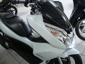 Honda Pcx Branca 2015 Whast 11 932597569
