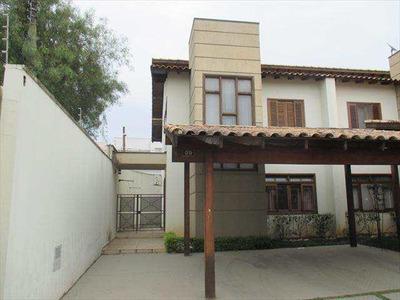 Casa De Condomínio Com 3 Dorms, Vila Nova Socorro, Mogi Das Cruzes - R$ 425 Mil, Cod: 867 - V867