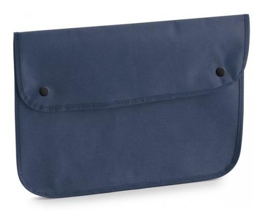 Bolsa Porta Documentos - B1077 Azul Escuro Pct C/ 40 Unid