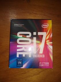 I7 7700k