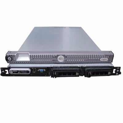 Dell Poweredge 1950 Ii 2 Quad E5335 2.0ghz 16gb Ram 2 Hd 146
