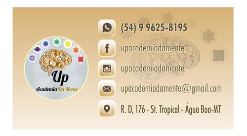 Up Academia Da Mente - Terapias Holísticas E Educacionais