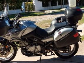 Suzuki V-storm Dl 650 2011 C/ Accesorios /kawacolor